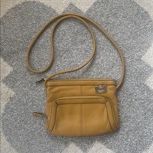 Tignanello leather crossbody